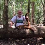 World Slam Adventures Mayan Jungle Safari Coati Trophy
