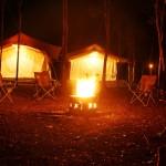 World Slam Adventures Mayan Jungle Safari  Camp Night
