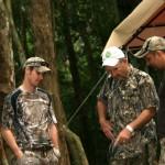 World Slam Adventures Mayan Jungle Safari Chatting