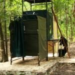 World Slam Adventures Mayan Jungle Safari  Jungle Showers