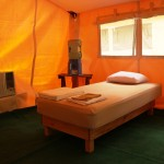 World Slam Adventures Mayan Jungle Safari Tent Accomodation